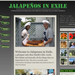 Jalapenos in Exile