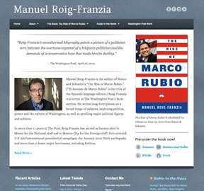Manuel Roig-Franzia