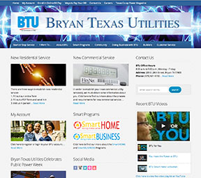 Bryan Texas Utilities