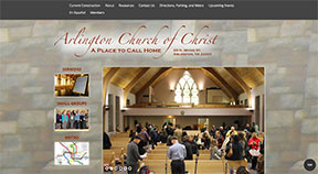 arlington church of christ